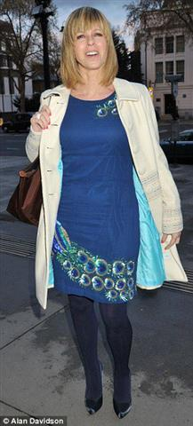 Kate Garraway wore feeg to Jonathan Shalit's 50th april 2012 (Small)